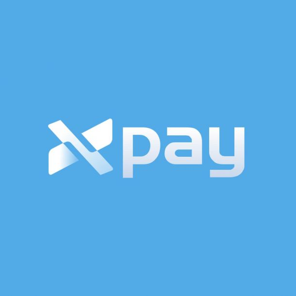 new logo for X-PAY